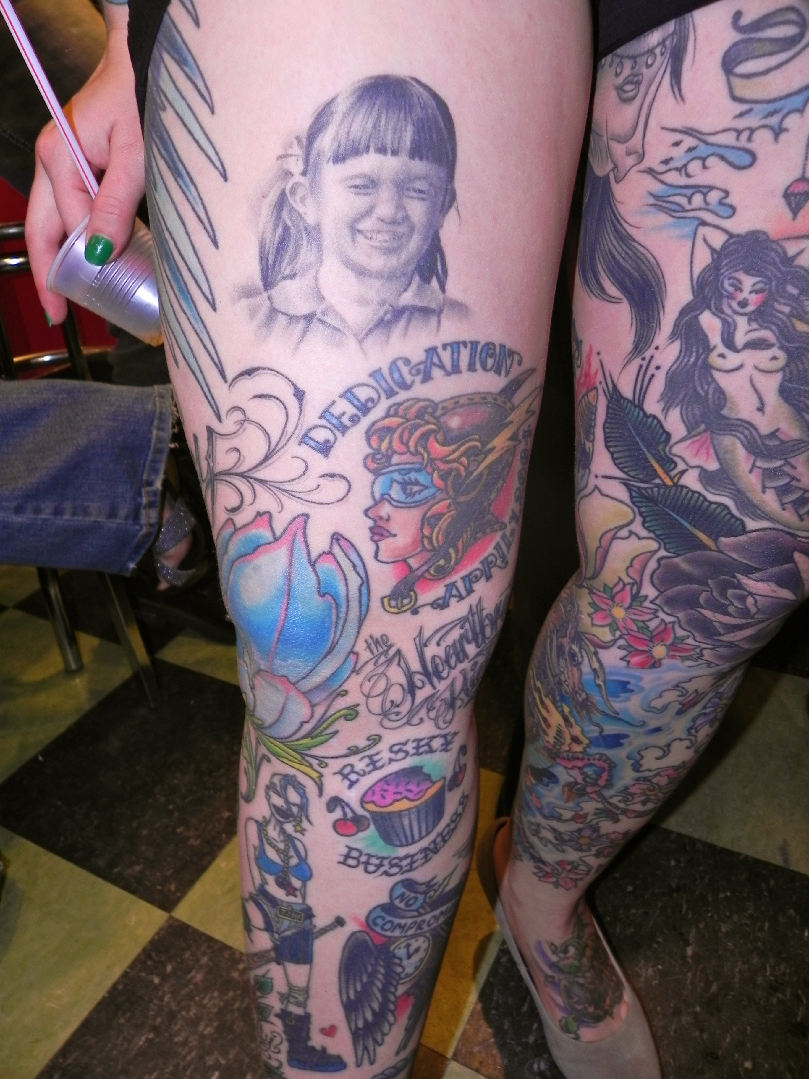 BAD TATTOOS - Page 204 - All or Nothing Tattoo and Art Studio